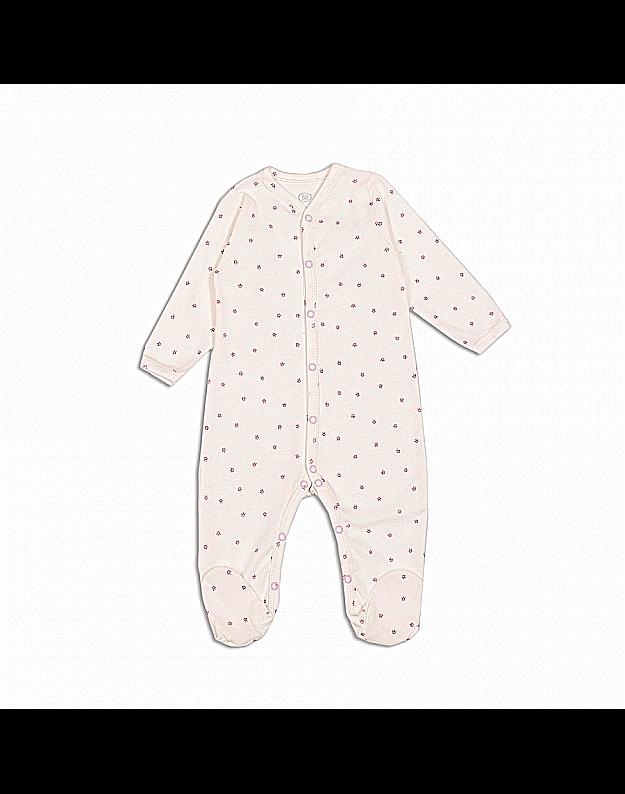 Šliaužtinukai kūdikiams Rožinė karūna