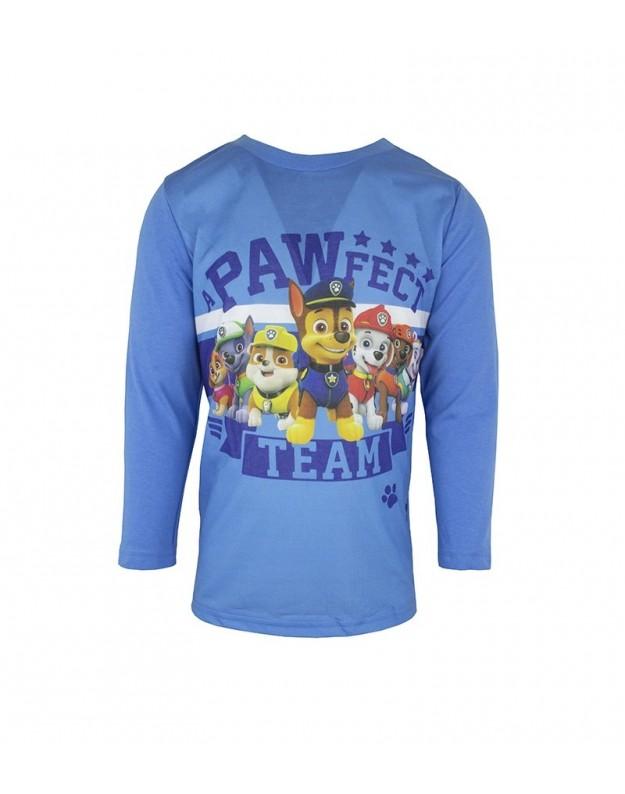 NUTMEG mėlyni marškinėliai berniukui Paw Patrol (3-7 metai)