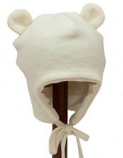 Merino vilnos kepurytės kūdikiams