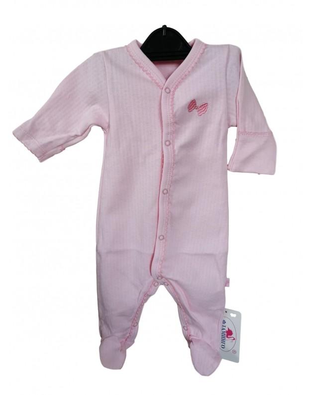 Pašiltinti šliaužtinukai kūdikiams su pirštinytėmis (antialerginės spaudės)