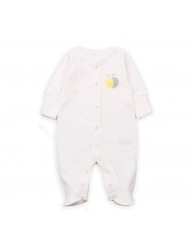 Šilti šliaužtinukai kūdikiui  išvirkštinėmis siūlėmis  New Baby