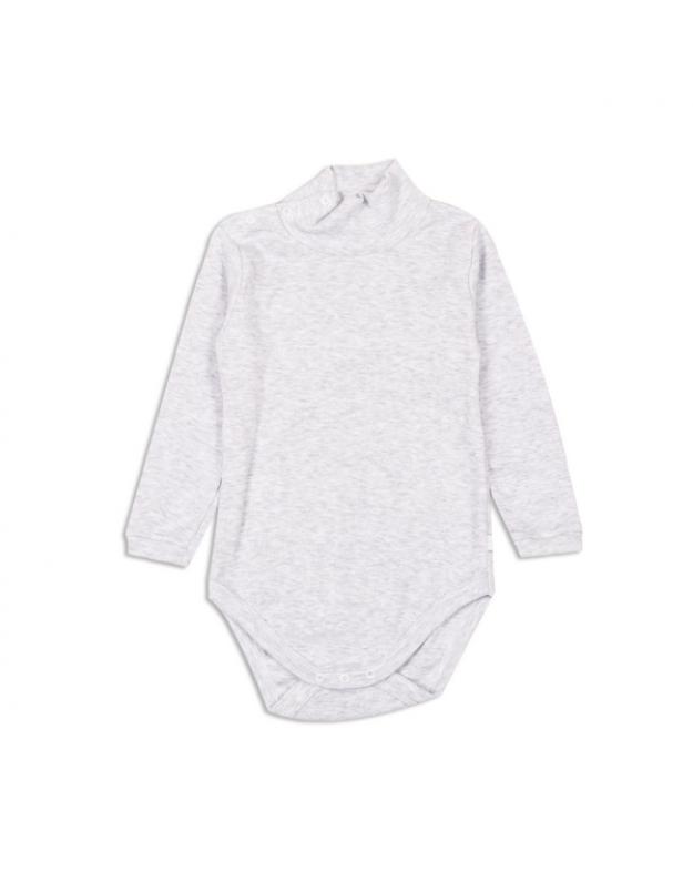 Smėlinukas aukštu kaklu kūdikiui pilkas