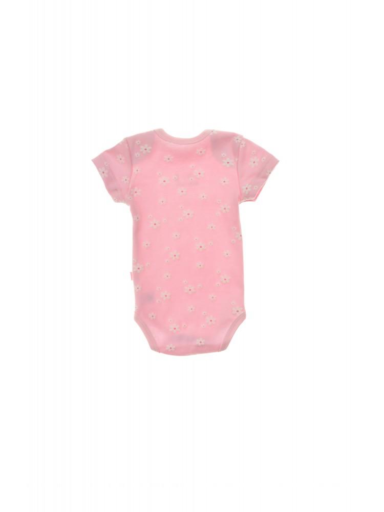 Rožinis 2 smėlinukų komplektas mergaitei Gėlė
