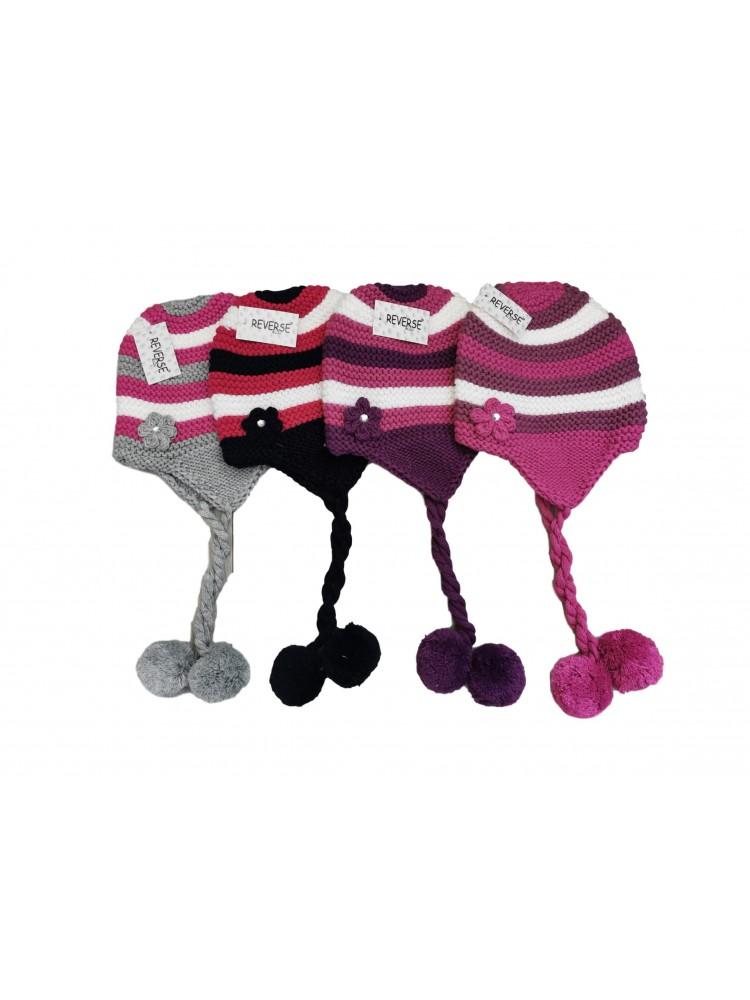 Kepurės mergaitėms (1,5 - 4 metai)