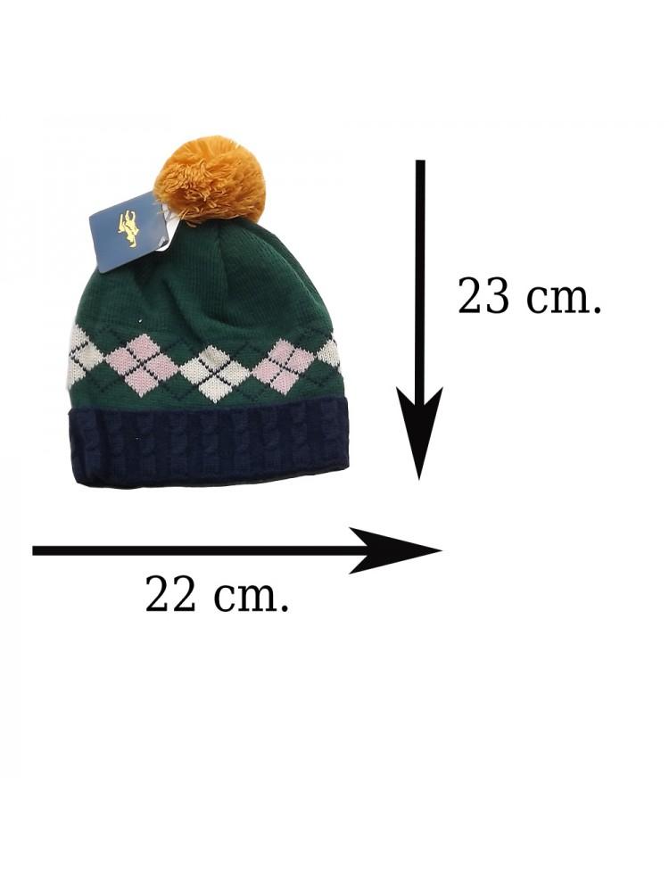 Kepurytės su šalikėliu berniukams (1,5-2m.)