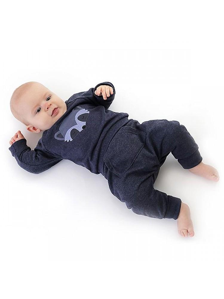 Džemperis kūdikiams ilgomis rankovėmis Benny