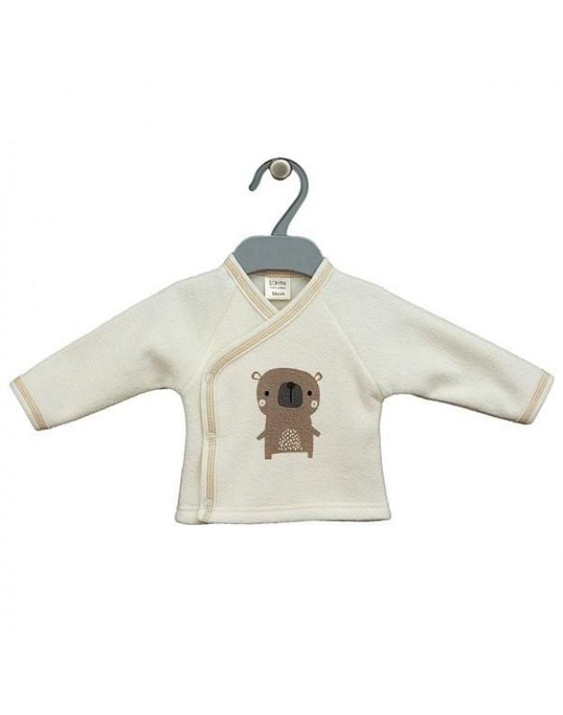 Šilti marškinėliai naujagimiui termofrote 50cm