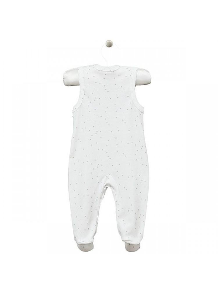 Šliaužtinukai be rankovių kūdikiui Fluffy 68cm