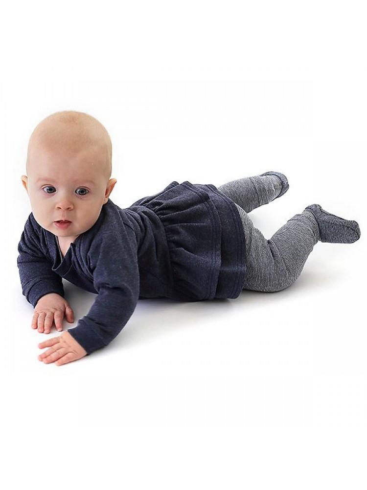 Suknelė kūdikiams ilgomis rankovėmis  Mippy