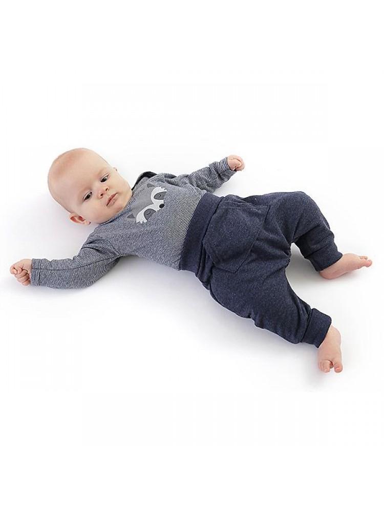 Smėlinukai kūdikiams ilgomis rankovėmis Benny