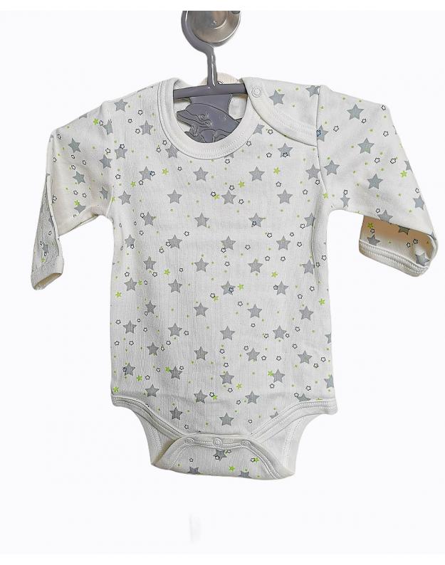 Smėlinukai kūdikiui ilgomis rankovėmis