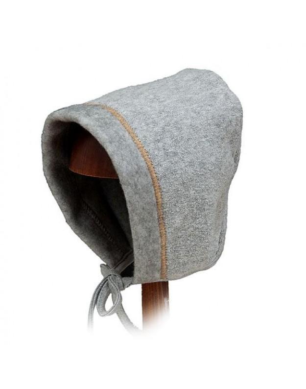 Šilta termofrote kepurytė kūdikiui Dippi pilka