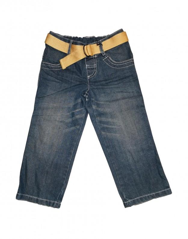 Marks & Spencer vaikiški džinsai su diržu