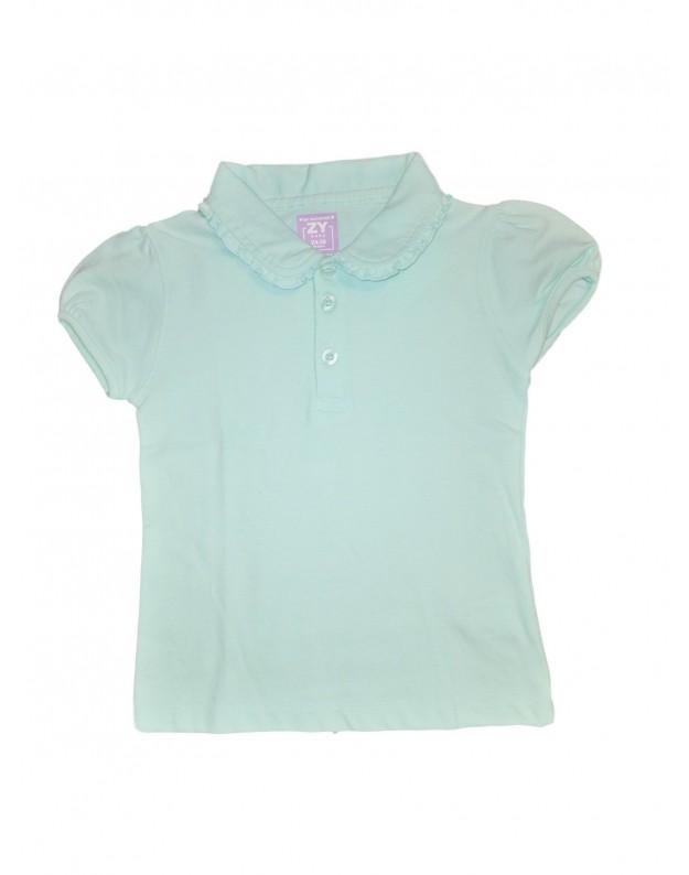 Marškinėliai mergaitėms trumpomis rankovėmis (24-36 mėn.)